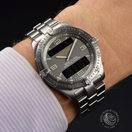 BR21157S Breitling Aerospace Wrist