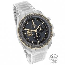 OM21658S Omega Speedmaster Apollo 11 50th Anniversary Limited Edition DIal