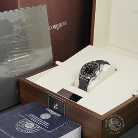 LO22362S Longines Legend Diver Date Box