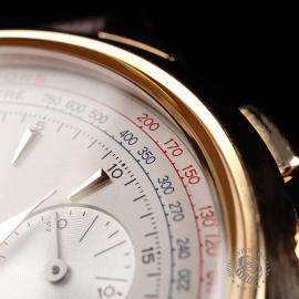 OM22198S Omega  Museum Collection No.8 'Racend Timer' Close5