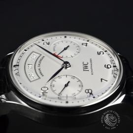 IW17931S IWC Portugieser Annual Calendar Close7