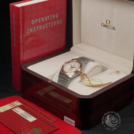 OM22331S Omega Constellation '50th Anniversary' Box