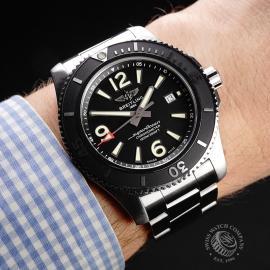 BR22163S Breitling Superocean 44 Unworn Wrist