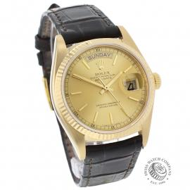 RO21796S Rolex Vintage Day-Date 18ct Dial