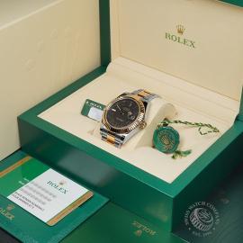 RO22735S Rolex Datejust II Box 1