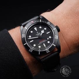 TU21451S Tudor Heritage Black Bay Dark Wrist