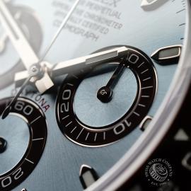 RO21869S Rolex Cosmograph Daytona Platinum Close5