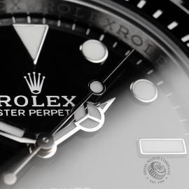 RO21854S Rolex Submariner Non Date Close5