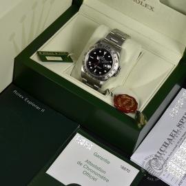 21351S Rolex Explorer II Box 1