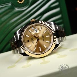RO1933P Rolex Datejust II Close10