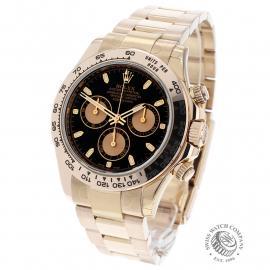 RO22239S Rolex Daytona Everose Gold Unworn Back