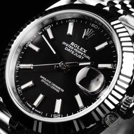 RO21961S Rolex Datejust 41 Unworn Close2