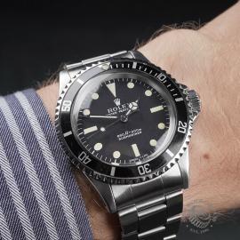 RO22567S Rolex Submariner Non-Date Wrist