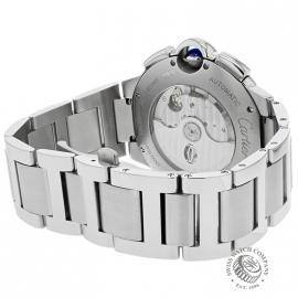 CA20853S Cartier Ballon Bleu Chronograph Extra Large Size Back