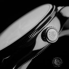 RO22753S Rolex Cellini Dual Time Close7