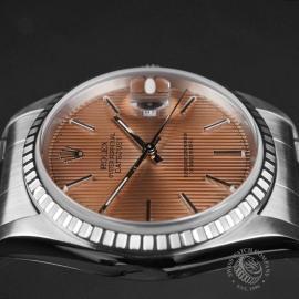 RO22684S Rolex Datejust 36 Close6