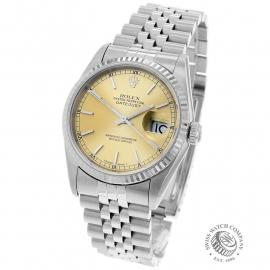 RO21573S Rolex Datejust Back