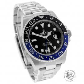 RO22681S Rolex GMT Master II 'Batman' Dial
