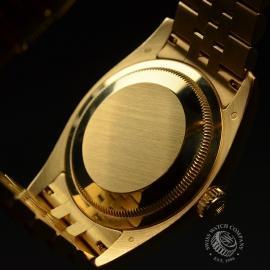 RO1816P Rolex Datejust 18ct Close5
