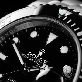 RO21778S Rolex Submariner Date Ceramic Close3