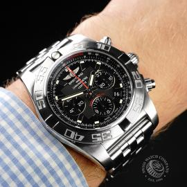 BR1905P Breitling Chronomat 44 Flying Fish Wrist