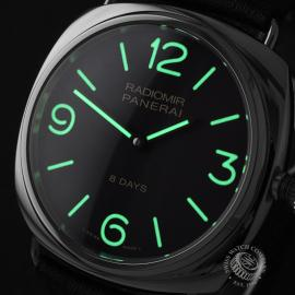 PA22114S Panerai Radiomir Black Seal 8 Days Close1