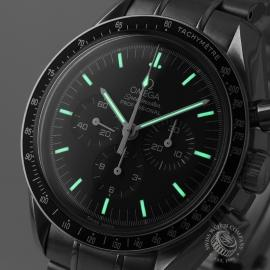 OM21521S Omega Speedmaster Professional Moonwatch Close1