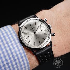 BR822F Breitling Vintage Top Time Cronograph Wrist