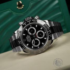 RO22397S Rolex Cosmograph Daytona Cerachrom Bezel Close10 1