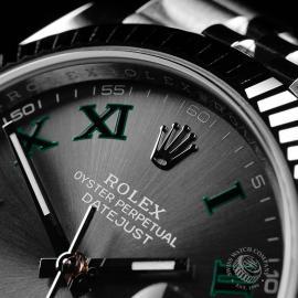 RO22173S Rolex Datejust 41 Unworn Close3