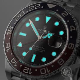 RO21787S Rolex GMT-Master II BLRO Close1