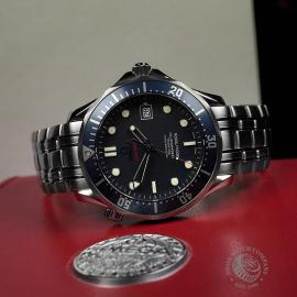 OM22308S Omega Seamaster Professional Co-Axial Close10