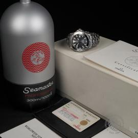 OM22352S Omega Seamaster Professional Titanium Box 1