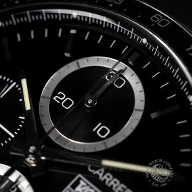 21481S Tag Heuer Carrera Chronograph Tachymetre Close7