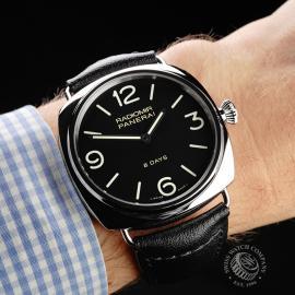 PA22114S Panerai Radiomir Black Seal 8 Days Wrist