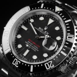 RO22325S Rolex Sea Dweller 50th Anniversary Unworn Close2