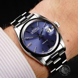 RO21914S Rolex Vintage Air-King Date Wrist