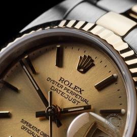 RO21690S Rolex Ladies Datejust Close6