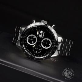 21481S Tag Heuer Carrera Chronograph Tachymetre Close10