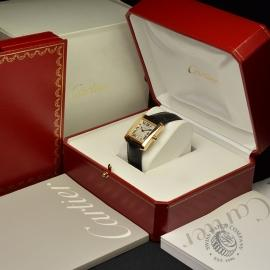 CA21253S Cartier Tank Francaise Mid Size18ct Box