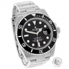 RO22466S Rolex Submariner Date Dial
