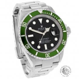 RO22411S Rolex Submariner Date 50th Anniv Dial 1