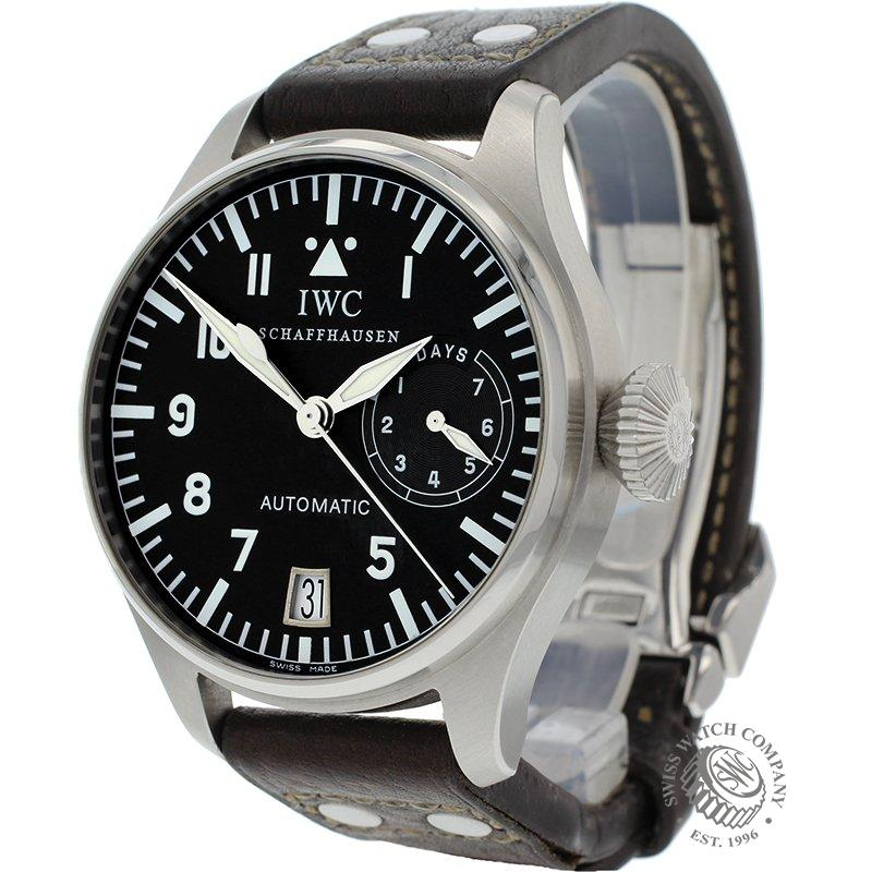 IWC Big Pilots Watch - First Generation Collectors Piece