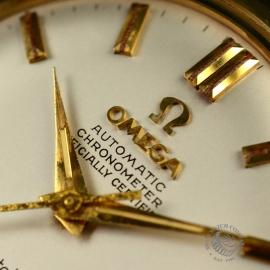 Vintage Omega Constellation 18ct Close6