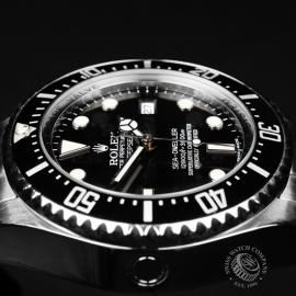 RO22290S Rolex Sea Dweller DEEPSEA MK 1 Close 6