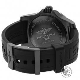 BR22775S Breitling Superocean 46 Blacksteel Back 1