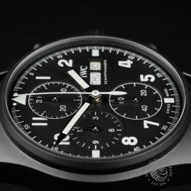 IW1955P IWC Pilots Chronograph Limited Edition Close6 1