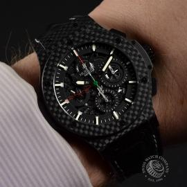 15469S Hublot Aero Big Bang Scuderia Rodriguez Limited Edition Wrist