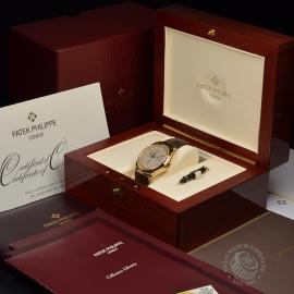 PK21281S Patek Philippe Annual Calendar 18ct Box