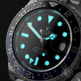 RO22318S- Rolex GMT-Master II Close 1